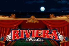 logo riviera riches microgaming casino spielautomat