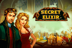 logo secret elixir novomatic