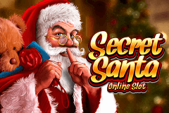 logo secret santa microgaming casino spielautomat