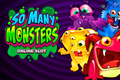 logo so many monsters microgaming casino spielautomat