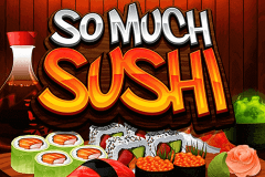 logo so much sushi microgaming casino spielautomat
