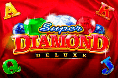 logo super diamond deluxe blueprint