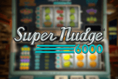 logo super nudge 6000 netent casino spielautomat
