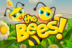logo the bees betsoft