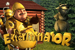 logo the exterminator betsoft casino spielautomat