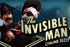 logo the invisible man netent casino spielautomat