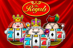 logo the royals novomatic
