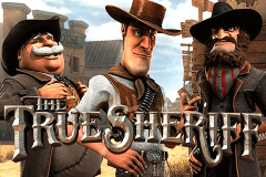 logo the true sheriff betsoft casino spielautomat