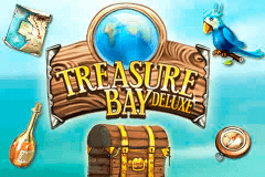 logo treasure bay merkur