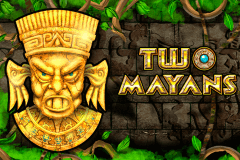 logo two mayans novomatic casino spielautomat
