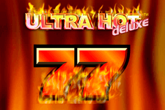 logo ultra hot deluxe novomatic