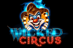 logo wicked circus yggdrasil casino spielautomat