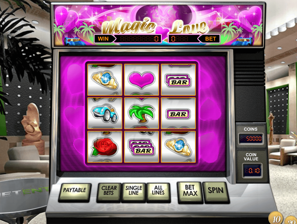 magic love netent online spielen