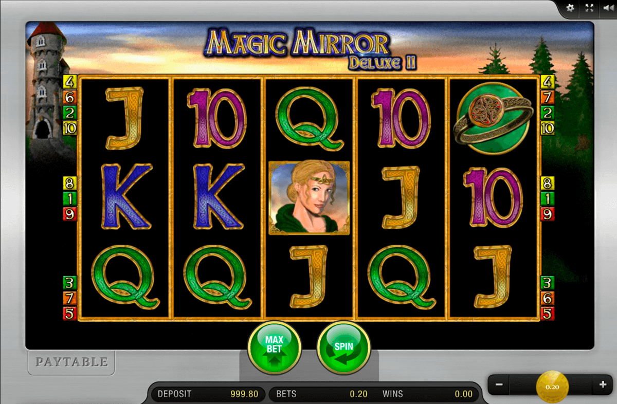 magic mirror deluxe merkur online spielen