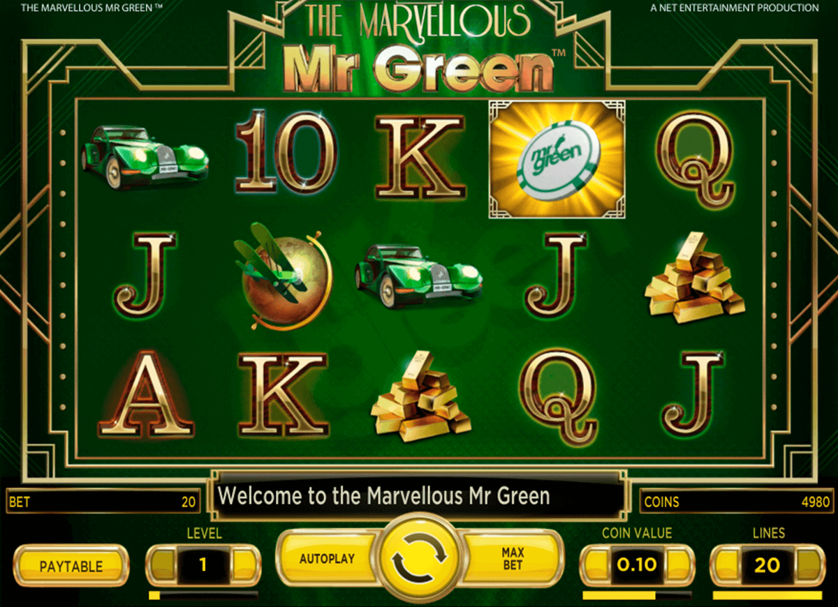 marvellous mr green netent online spielen