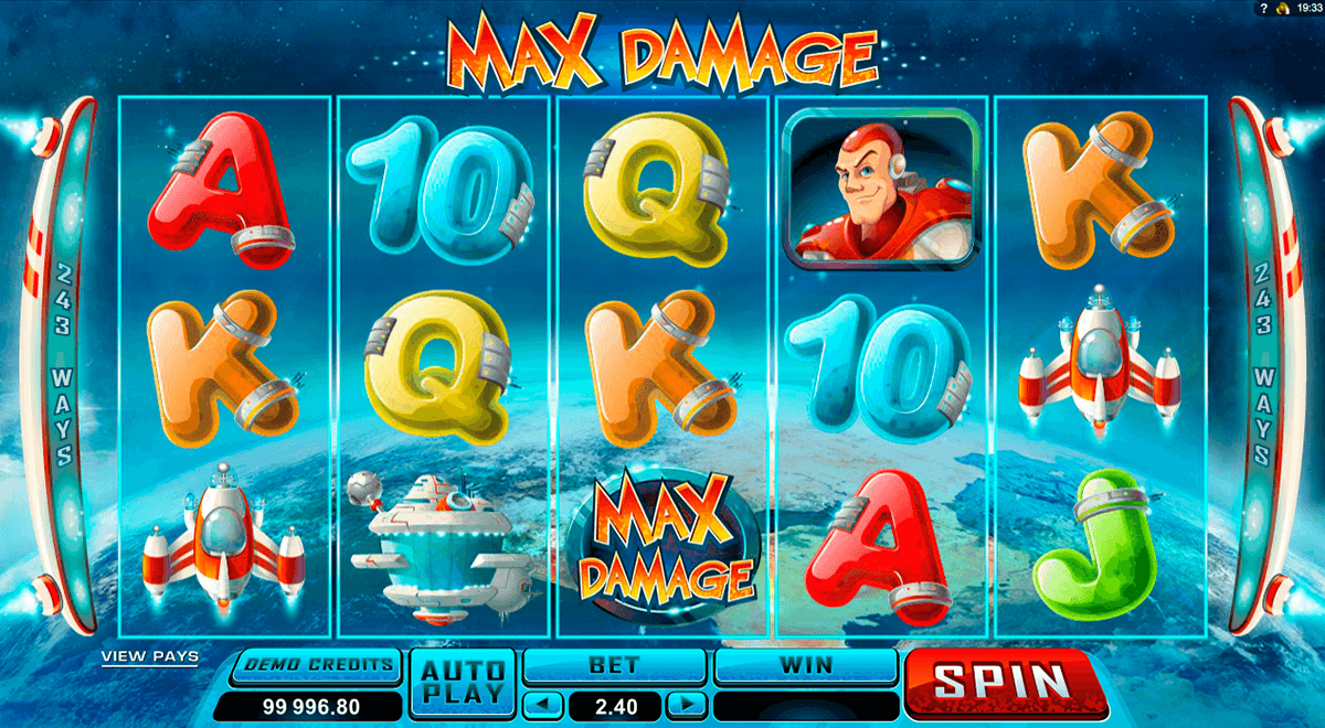 max damage microgaming online spielen