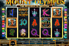 mount olympus microgaming