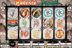 phoenix and the dragon microgaming 480x320