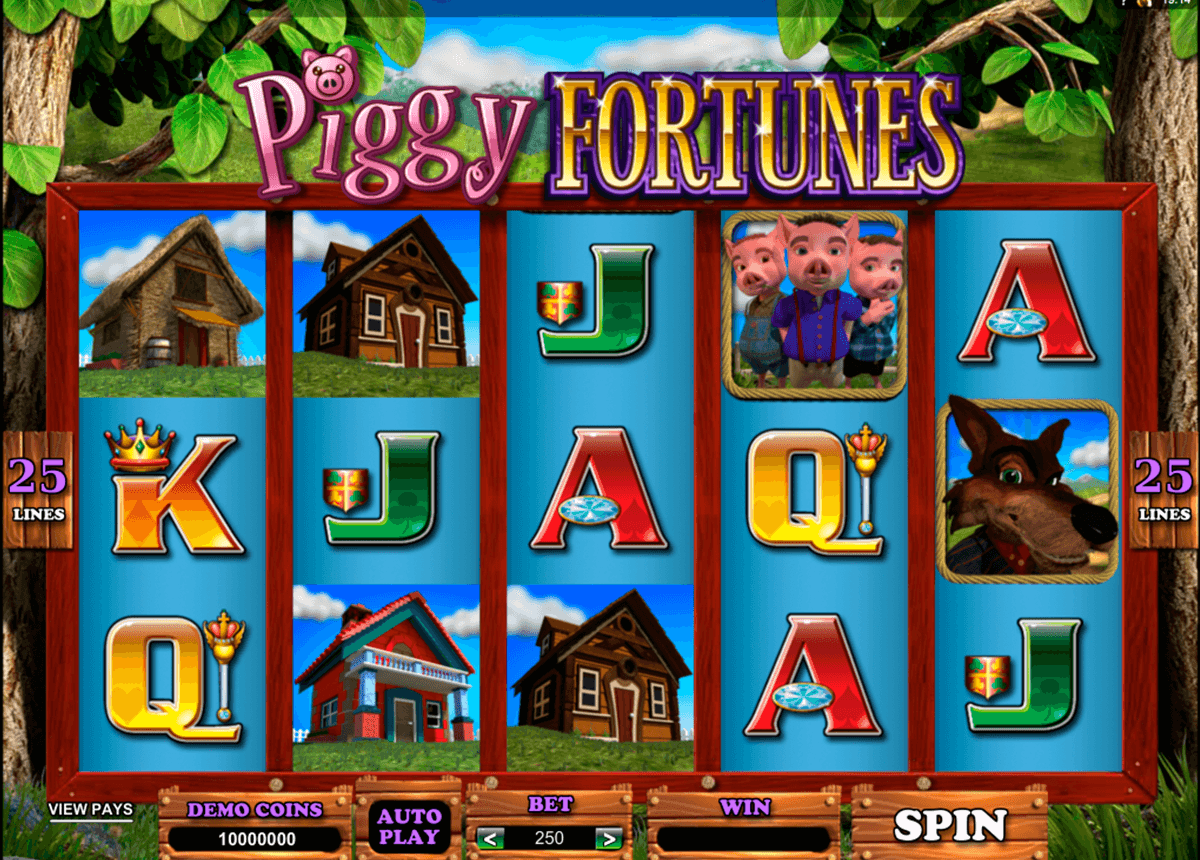 Spiele Piggy Payout - Video Slots Online