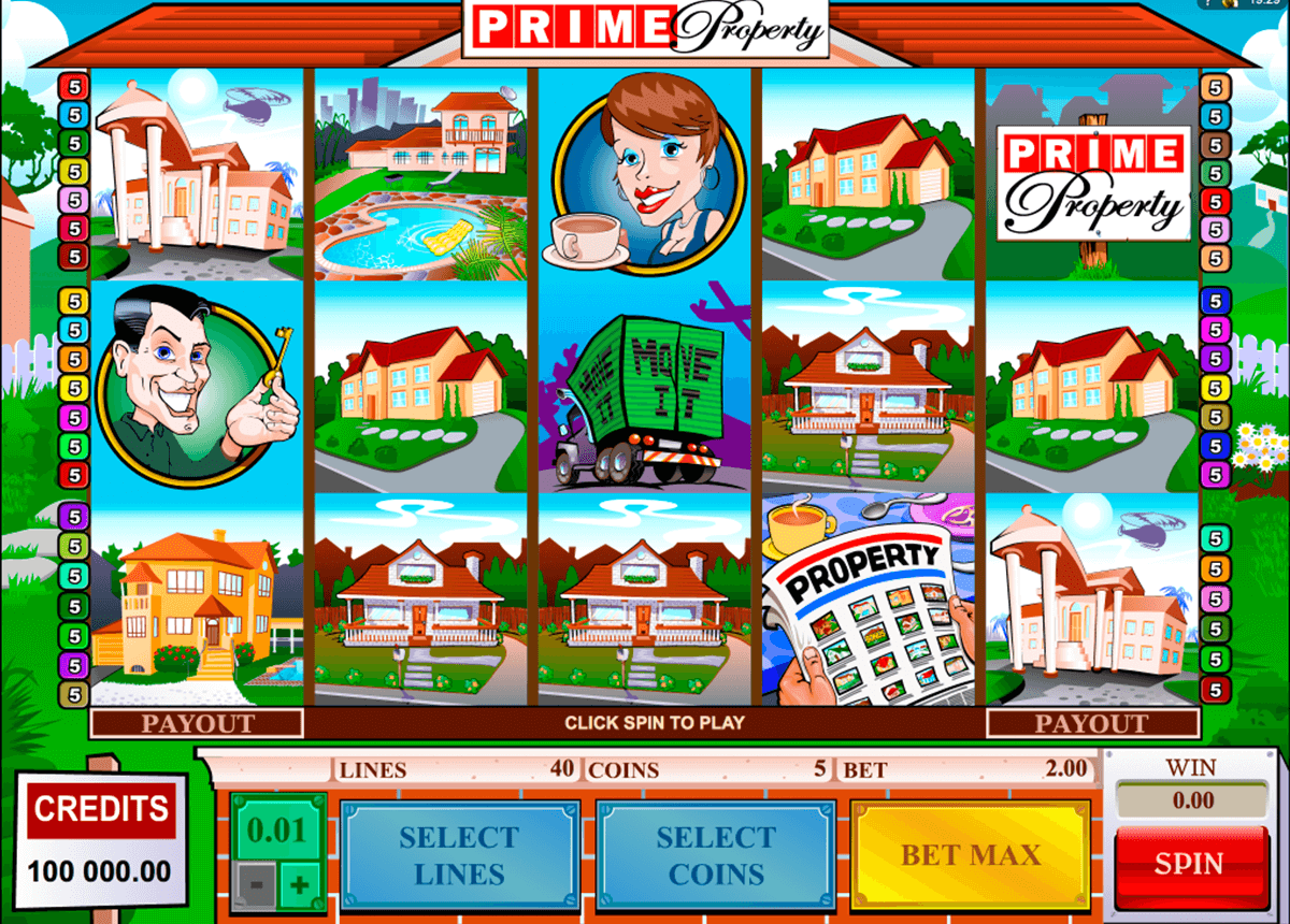 prime property microgaming online spielen