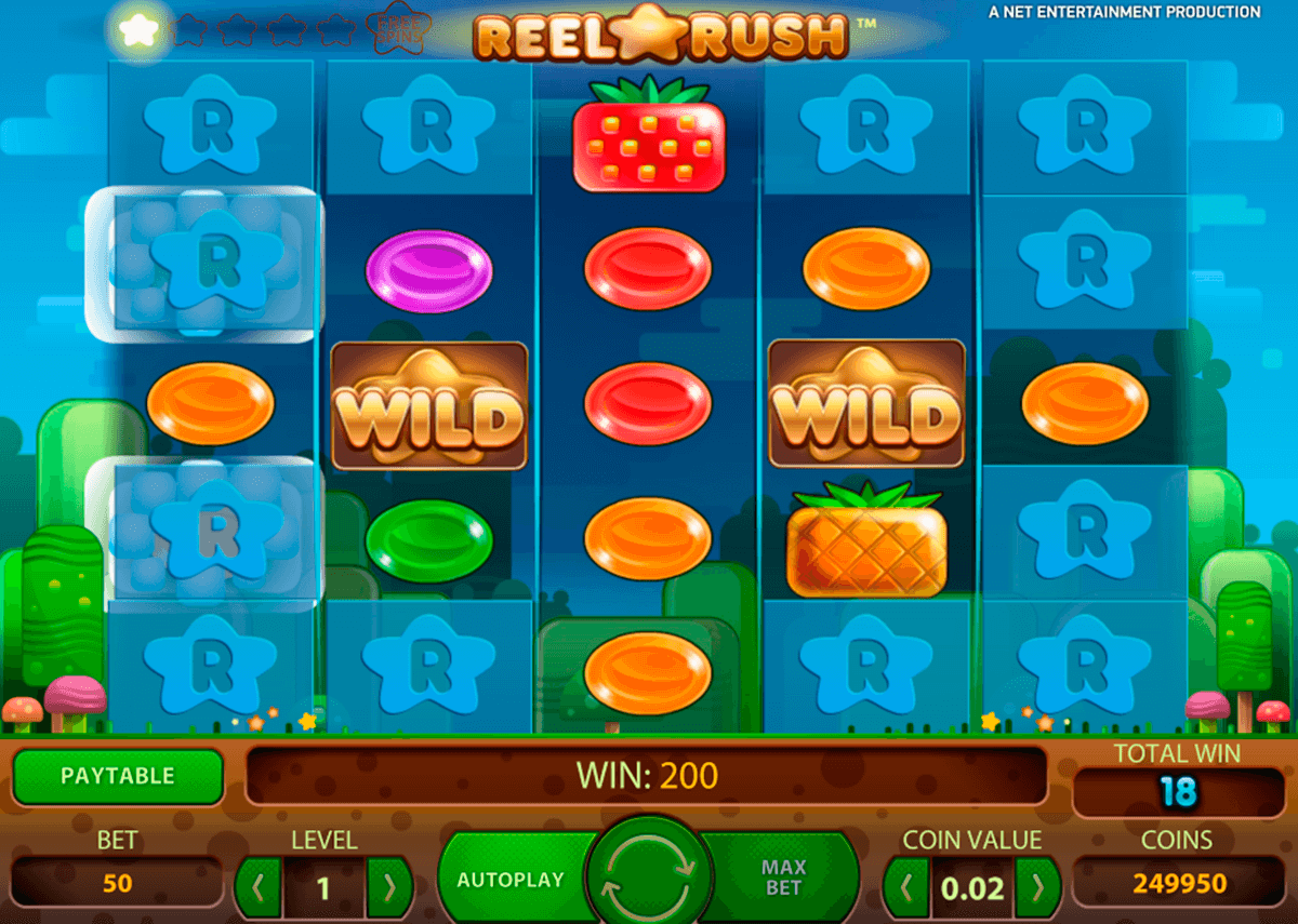 Spiele Rapid Rush - Video Slots Online