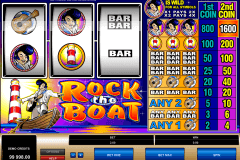 rock the boat microgaming 480x320