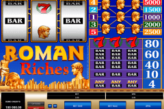 roman riches microgaming 480x320