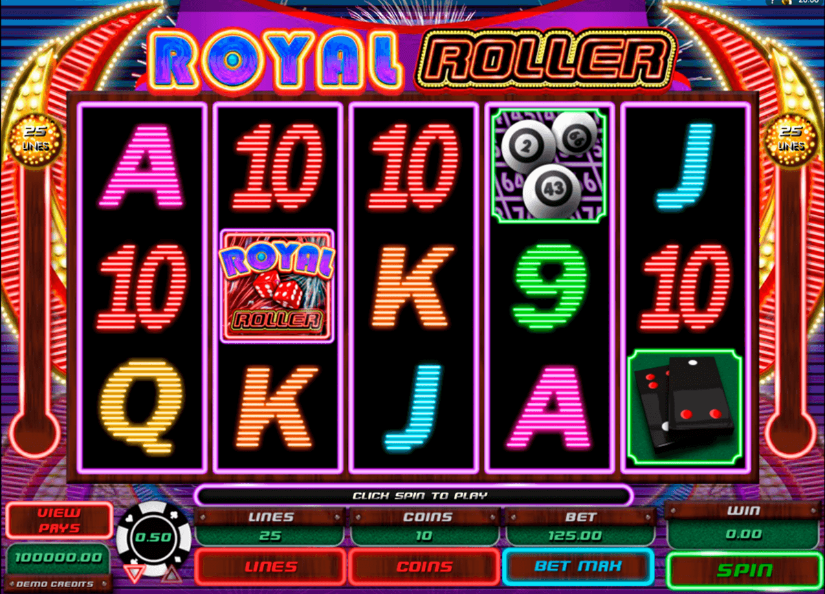 royal roller microgaming online spielen