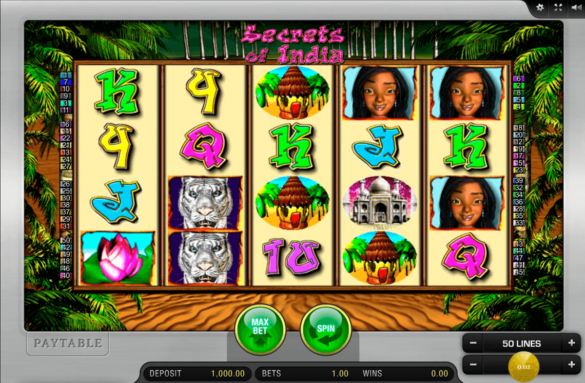 secrets of india merkur online spielen