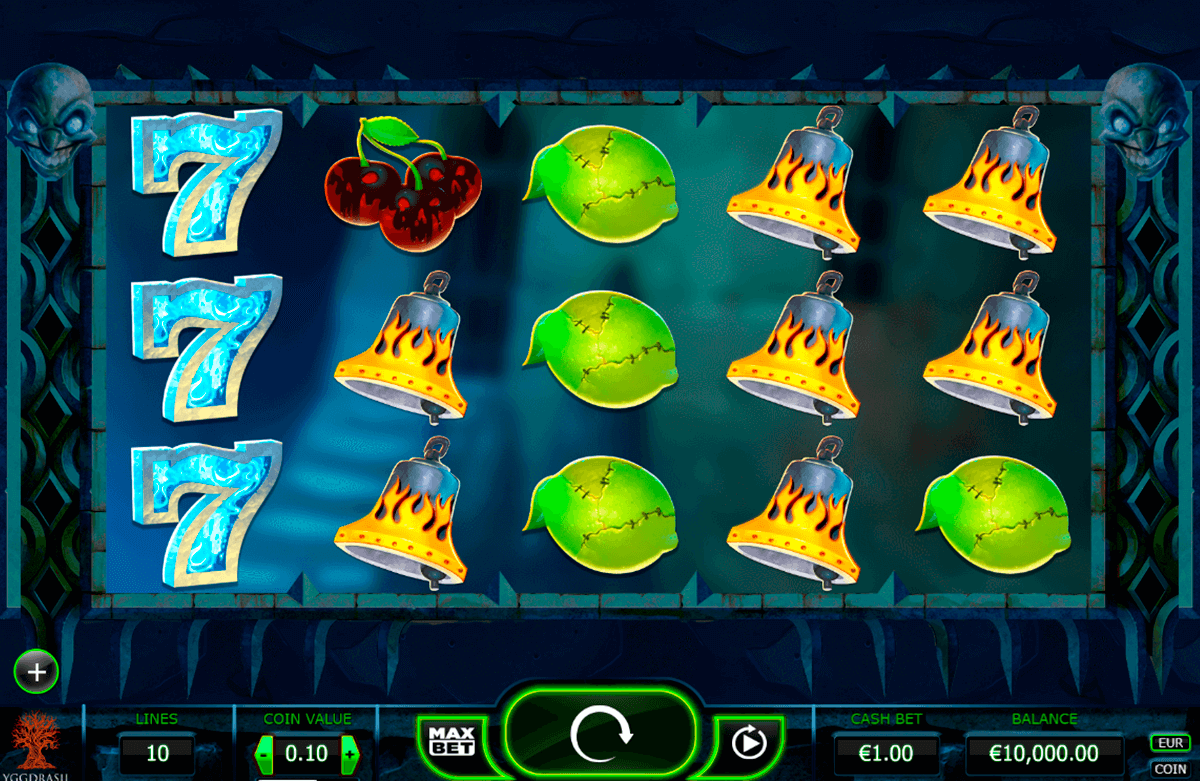 the dark joker rizes yggdrasil online spielen