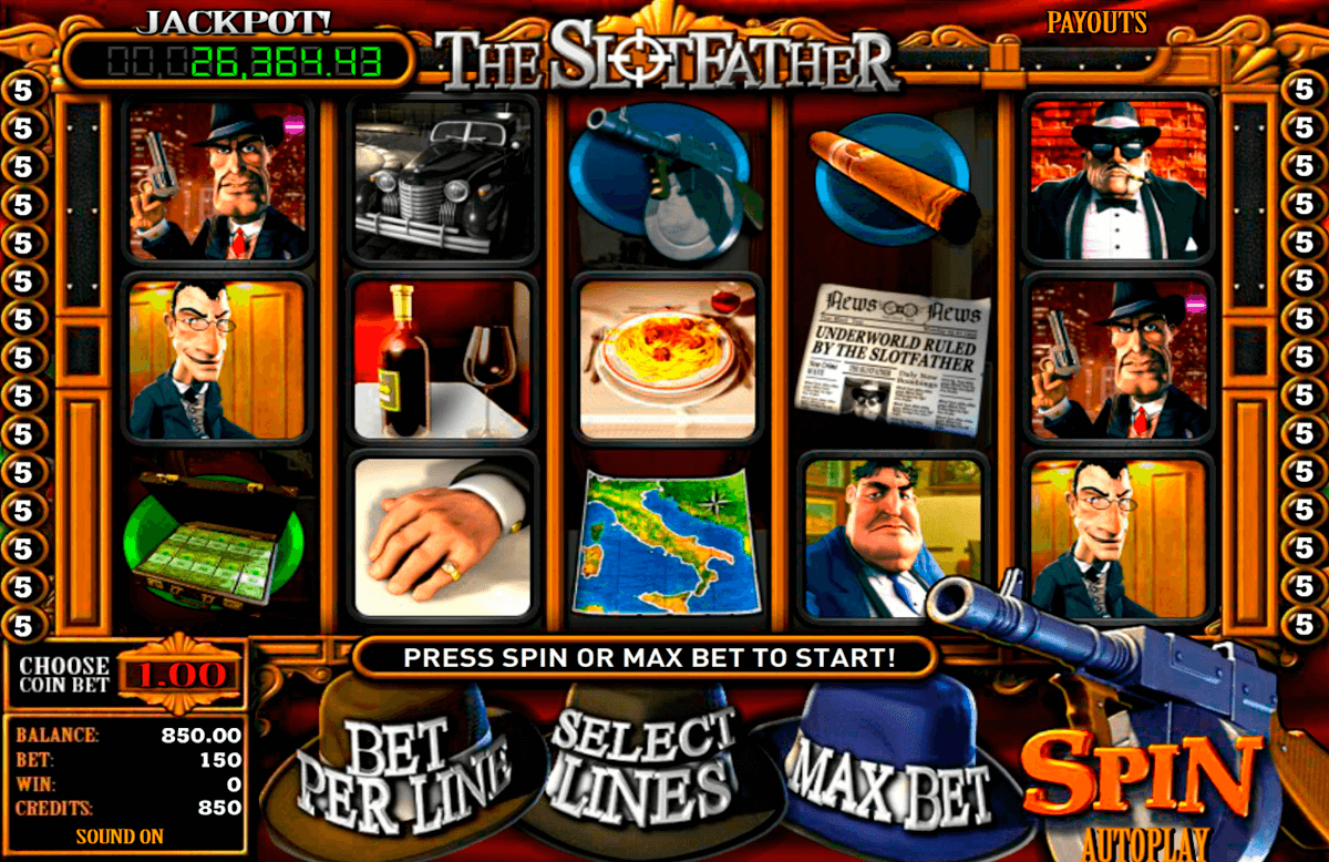 the slotsfather betsoft online spielen