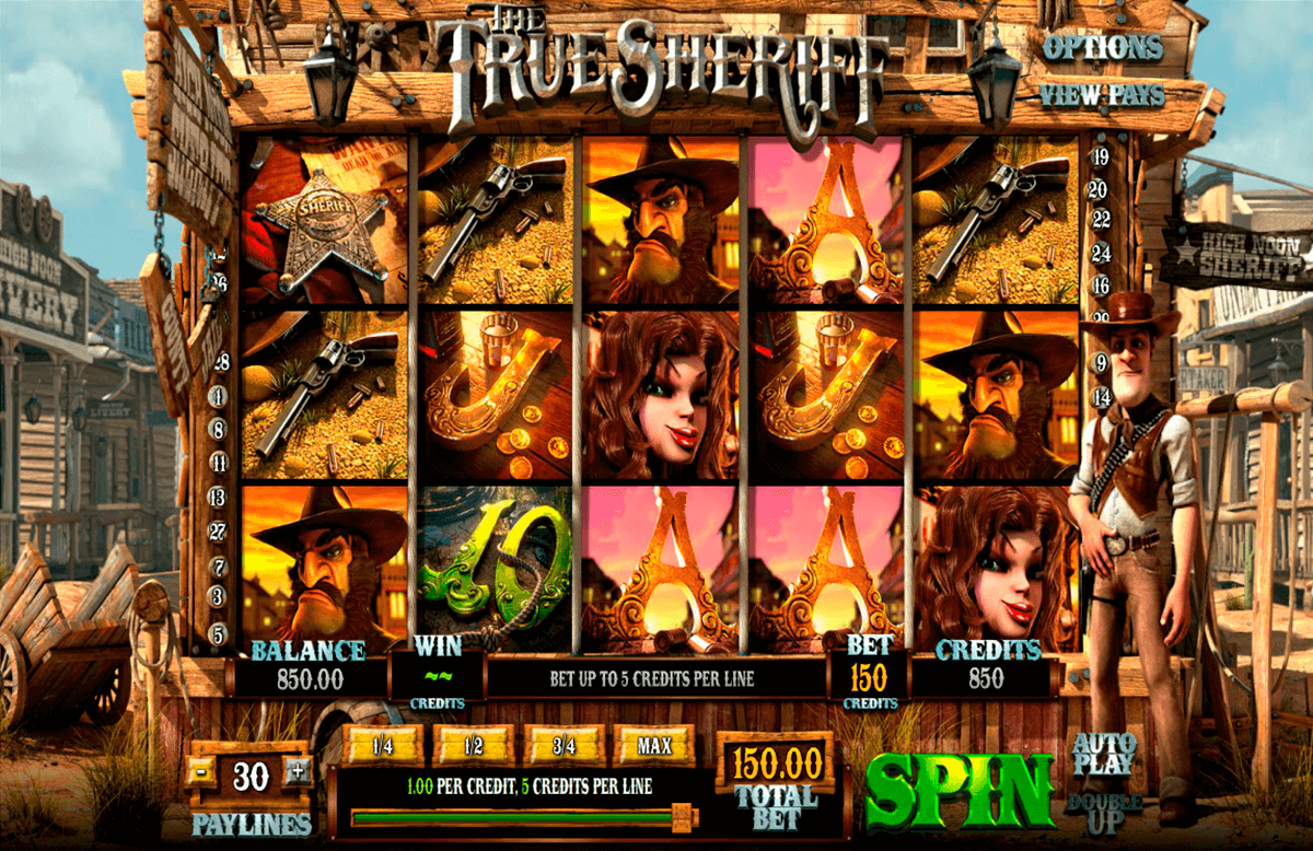 the true sheriff betsoft online spielen