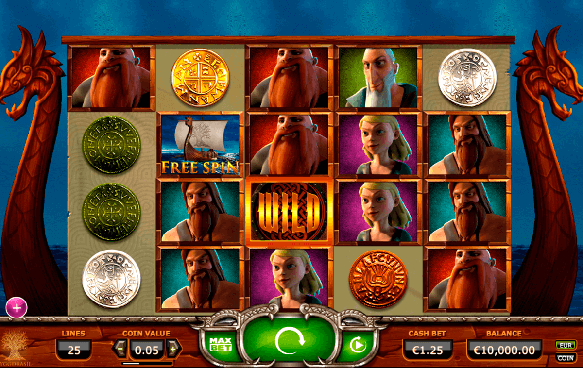 Spiele Viking Hoard - Video Slots Online