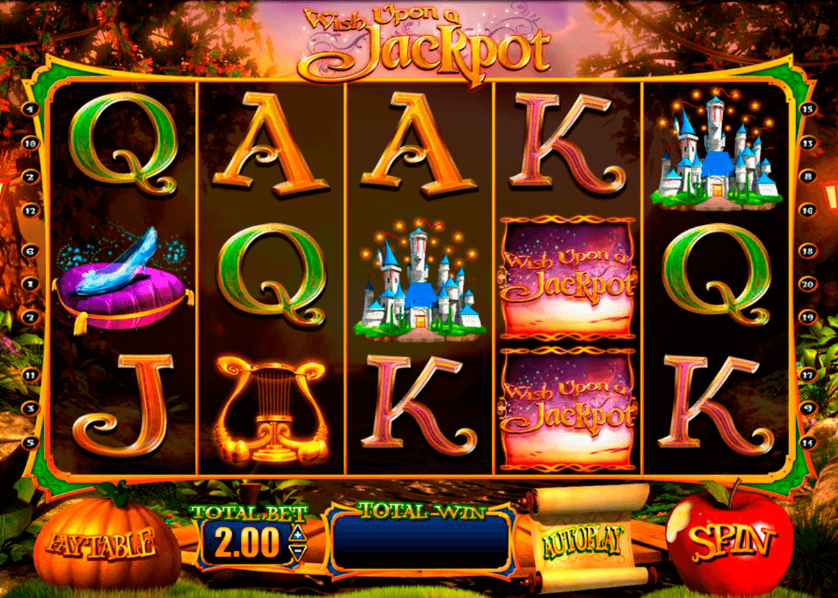 wish upon a jackpot blueprint online spielen