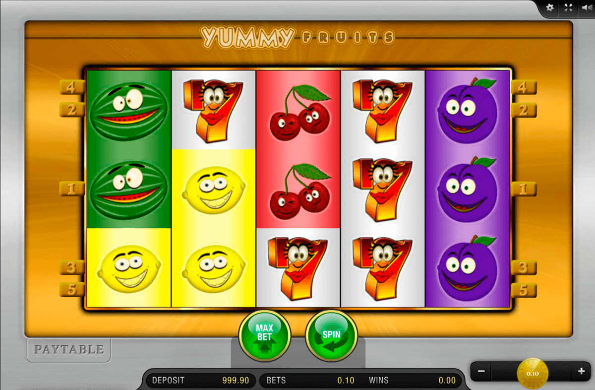 yummy fruits merkur online spielen