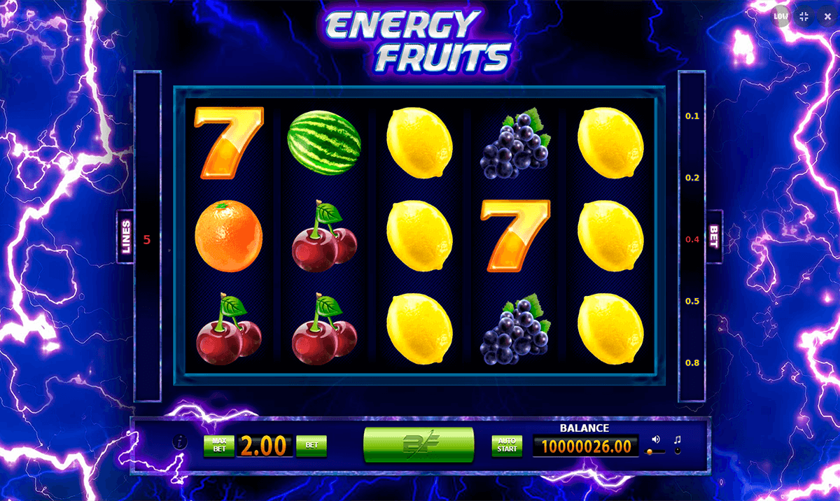 energy fruits bf games