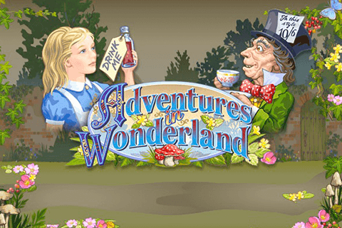 logo adventures in wonderland ash gaming
