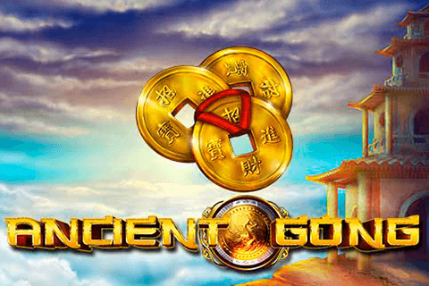 logo ancient gong gameart
