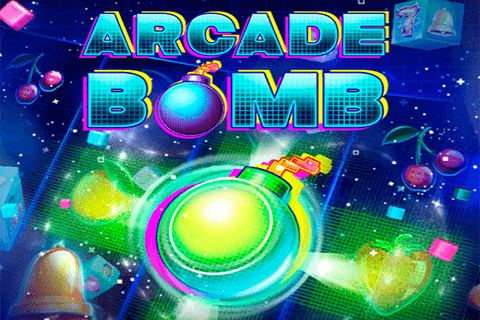 logo arcade bomb red tiger