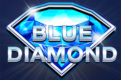 logo blue diamond red tiger