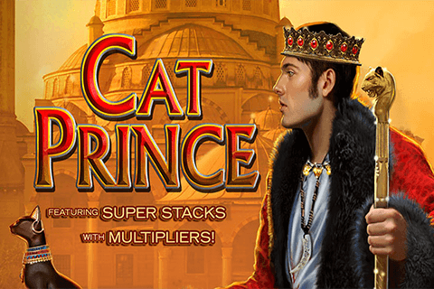 logo cat prince high5