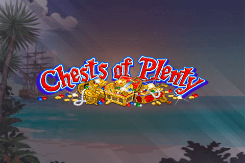 logo chests of plenty ash gaming
