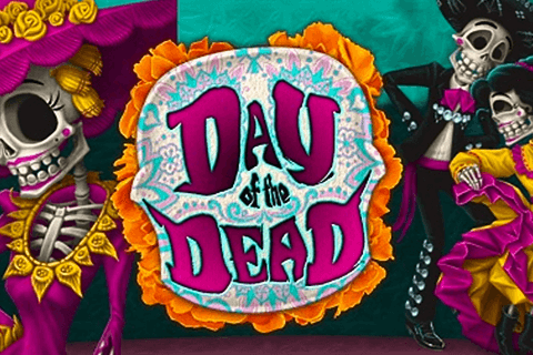 logo day of the dead igt