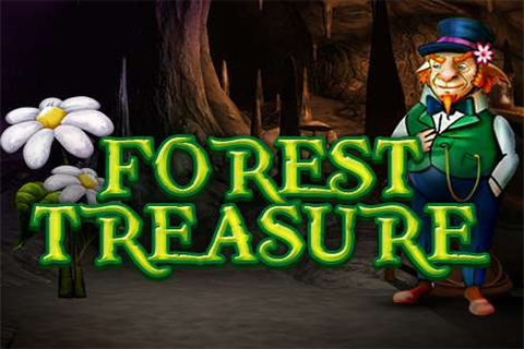 logo forest treasure pragmatic