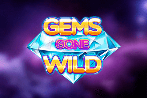 logo gems gone wild red tiger