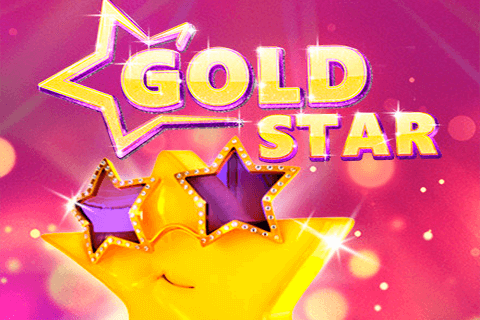 logo gold star red tiger