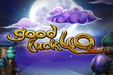 logo good luck 40 wazdan