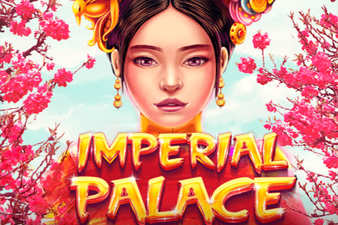 logo imperial palace red tiger