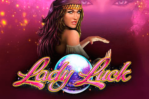 logo lady luck gameart
