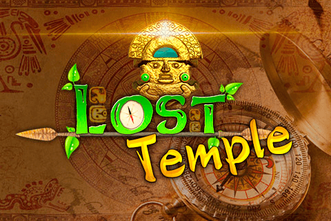 logo lost temple lightning box